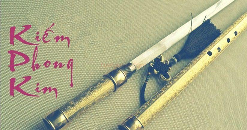 Kiếm Phong Kim là vàng trong kiếm thuộc hành Kim.