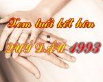 Danh sách tuổi đẹp kết hôn cho nam nữ tuổi Quý Dậu 1993