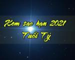 Xem sao hạn chiếu năm 2021 cho người tuổi Tý