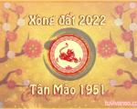 Danh sách tuổi đẹp xông nhà năm 2022 cho tuổi Tân Mão 1951